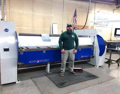 Autobrake® Customer Testimonial: D&D Roofing and Sheet Metal