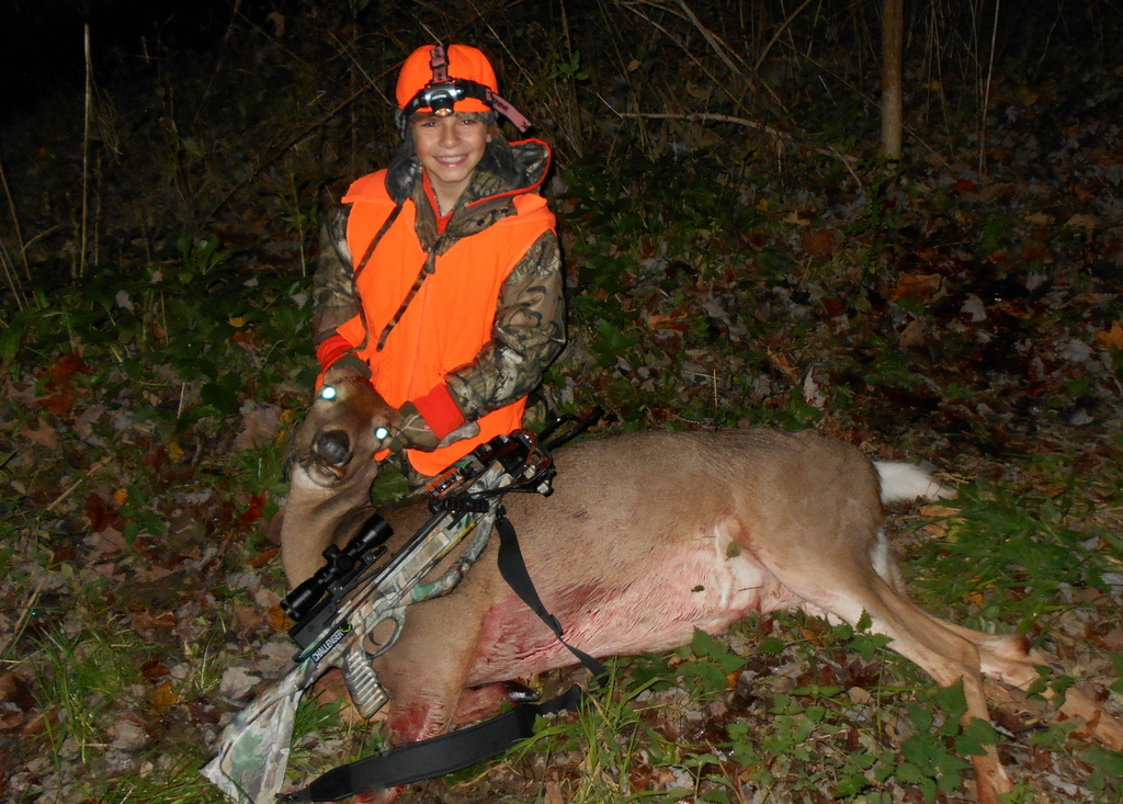 Vayda's Crossbow Doe | Ruby's Outdoor Rendezvous USA