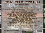 Cover : Great Metal Cover 14