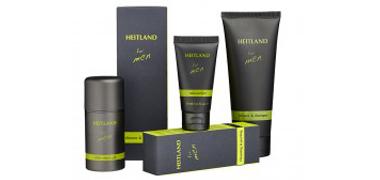 Heitland for Men Ежедневный уход для современных мужчин