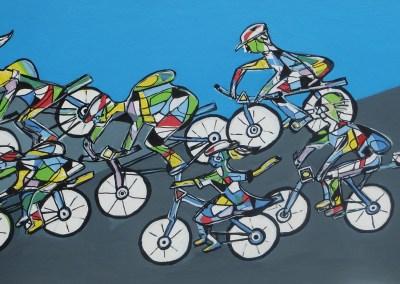 Die Radfahrer