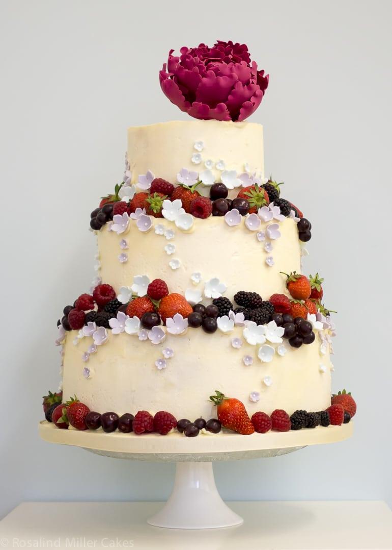 Wedding Cakes Rosalind Miller CakesRosalind Miller Cakes