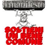 Il Manifesto  - Sostieni un bene comune