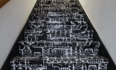 Stairway_to_Heavon_Painted_Black_White