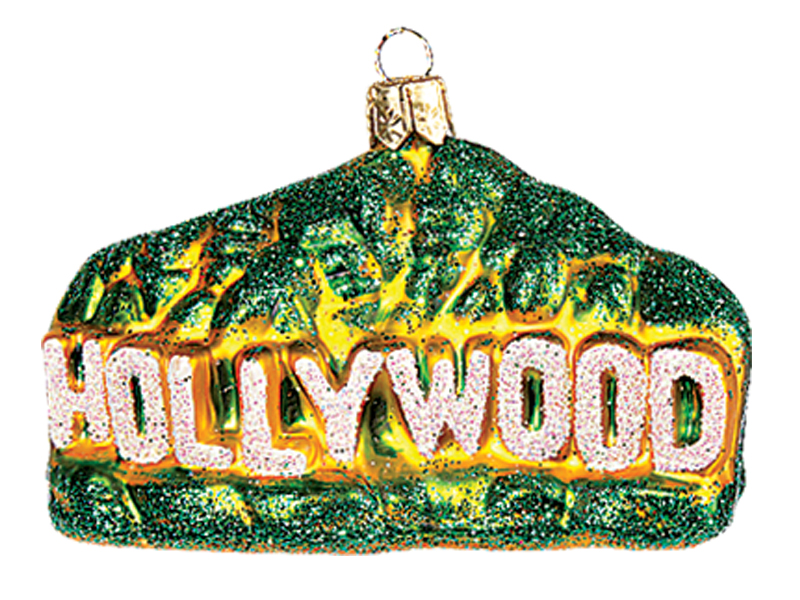 xmas_kerstbal_ornament_steden_hollywood_sign_california