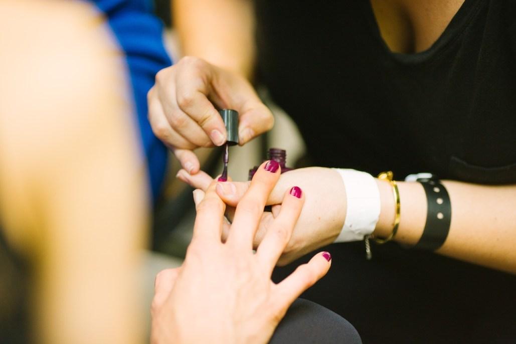 manicura y pedicura almeria