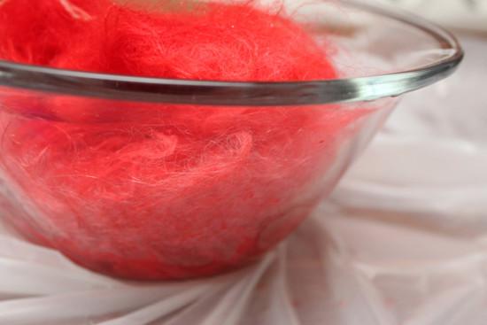 Kool-Aid Wolle färben