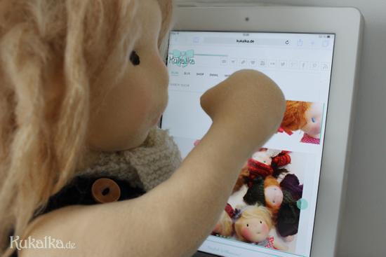 dolls webdesign puppen