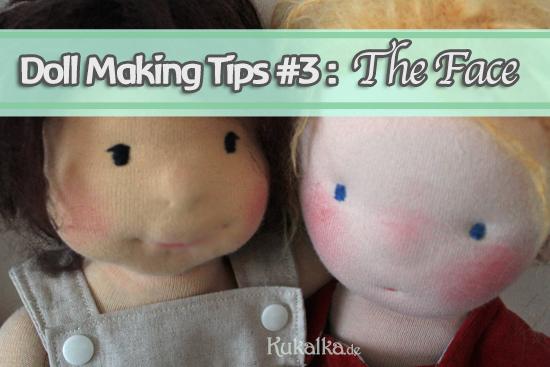 [:de]Vom Antlitz - Doll Making Tipps #3: Puppengesicht[:en]Countenance - Doll Making Tips #3: doll face[:]