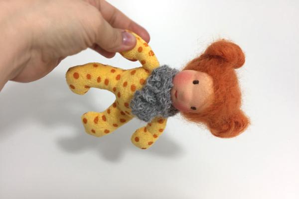 Minipuppen im Shop & Gewinnen: kleine Puppen nach Waldorfpuppenart