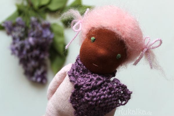 Shira Mini Doll by KuKalKa