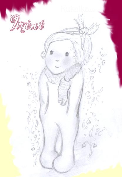 Mini Puppe Irini