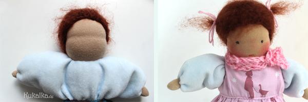 Aufarbeitung Puppe