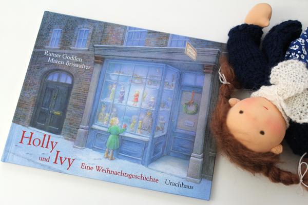 Puppe Ivy Buch