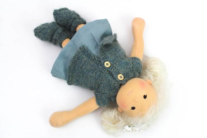 Rabauke Puppe Neve
