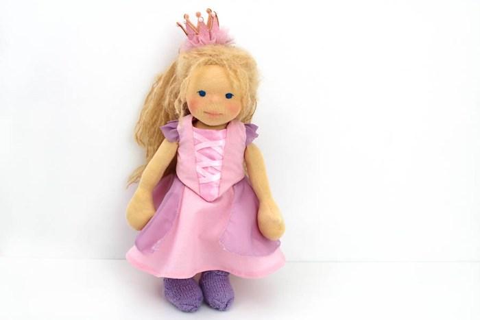 Feenprinzessin Puppe