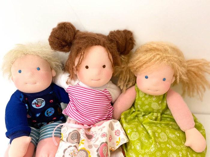 Muckelchen Puppen
