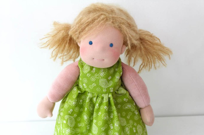 toddler doll