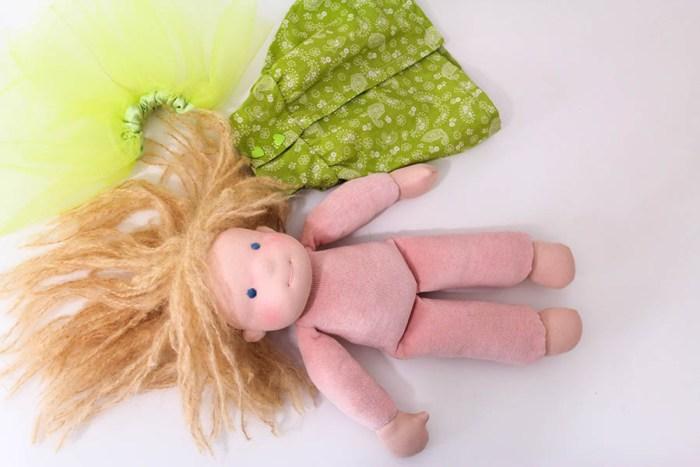 Muckelchen Waldorf doll