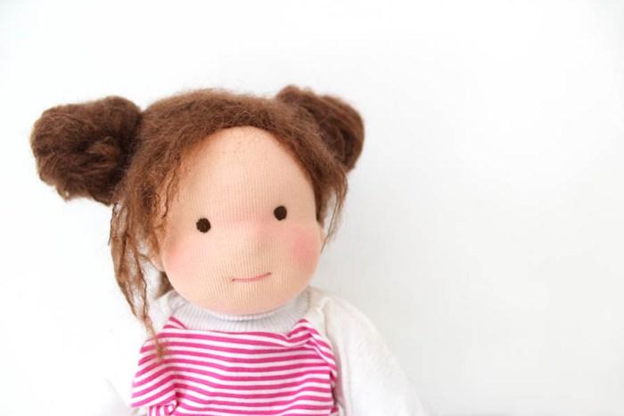 Muckelchen Puppe