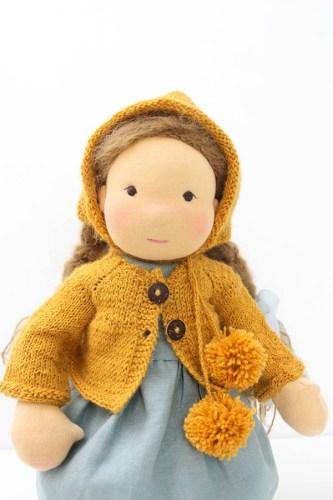 Waldorf Doll Puppe