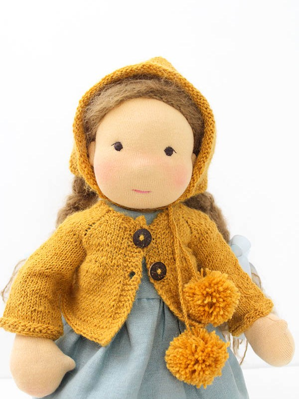 Waldorf Doll Puppe