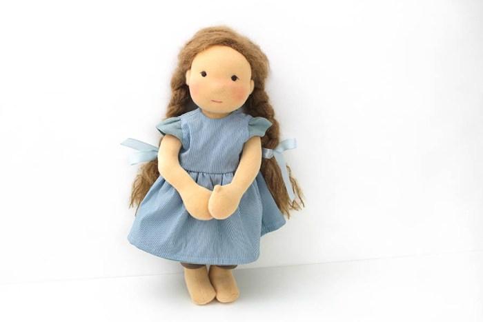 Puppe Waldorf