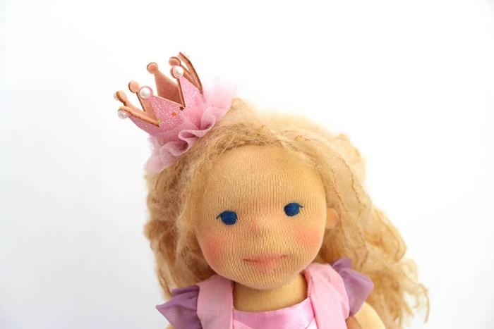 Puppe Prinzessin