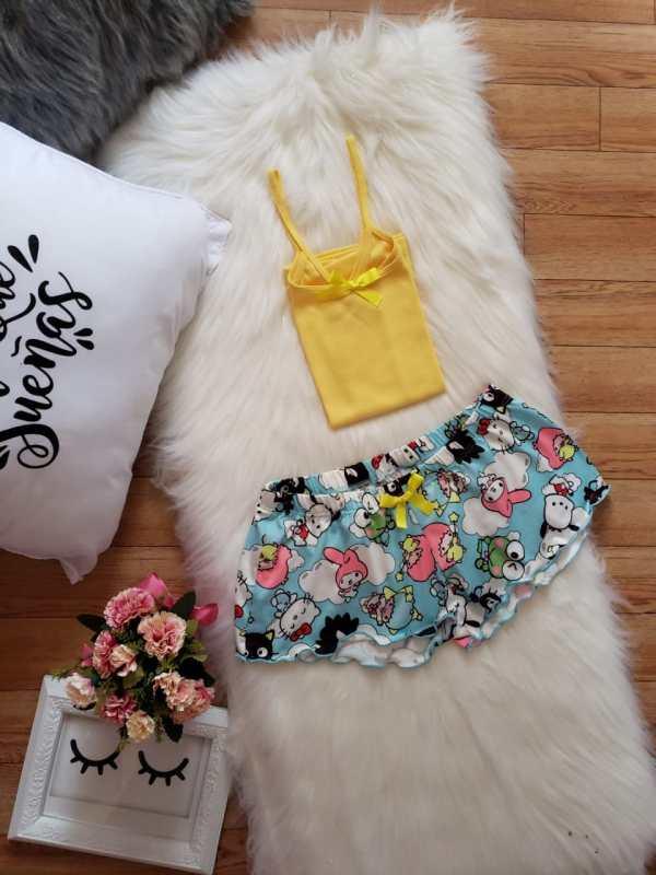 Short Cachetero Hello Kitty