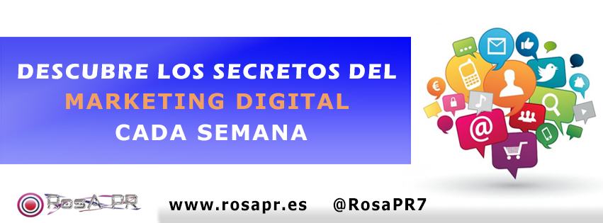 Descubre los secretos del Marketing Digital cada semana