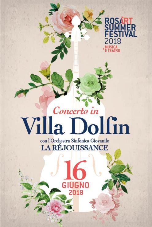 Cartolina Villa Dolfin_Fronte