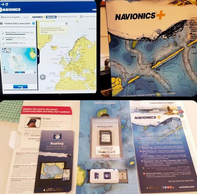 Navionics plus