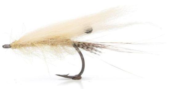 Sjøørretflue rekeimitasjon. Denne reka fisker sjøørret året rundt. Kan kombineres i mange spenende farger.