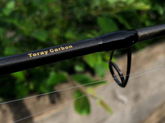 Test fiskestang til sjøørret. Savage Gear Parabellum CCS er etter min mening en veldig god stang.