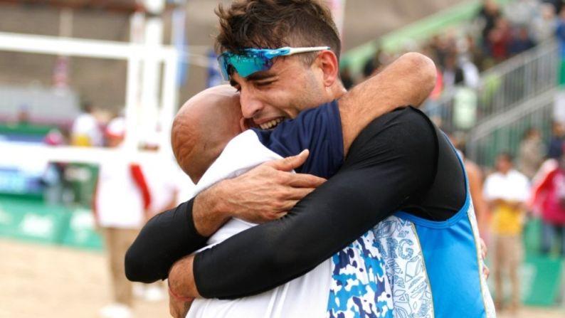 Nicolás Capogrosso, entre el entrenamiento en cuarentena y la frustración por la suspensión del Preolímpico | Rosario3