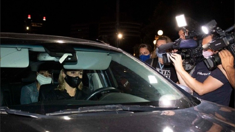 Rocío Oliva no pudo entrar a Casa Rosada: «Me mandaron a hacer la fila como a todos»