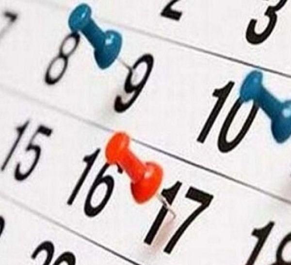 Este año habrá nueve fines de semana largos.