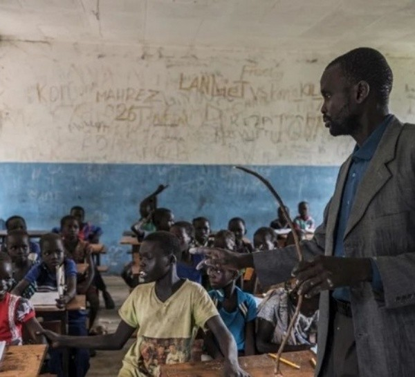profe sudan DEF
