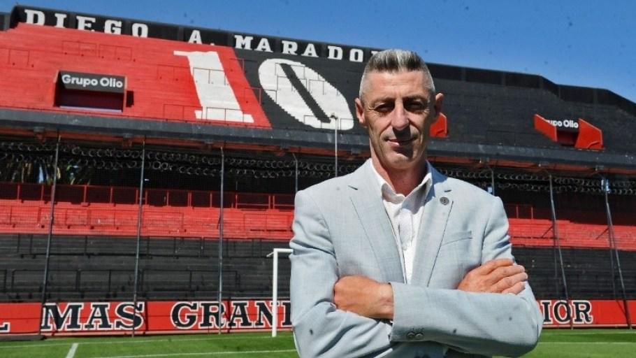 """Cristian D'Amico: """"Newell's está ordenado y se encuentra entre los diez clubes que menos deben en el fútbol argentino""""   Rosario3"""