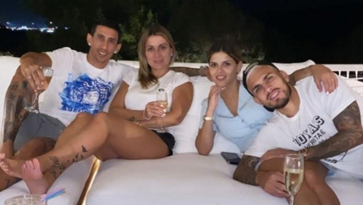 Di María, Neymar y Paredes dieron positivo en los tests de coronavirus del  PSG – RBD Noticias