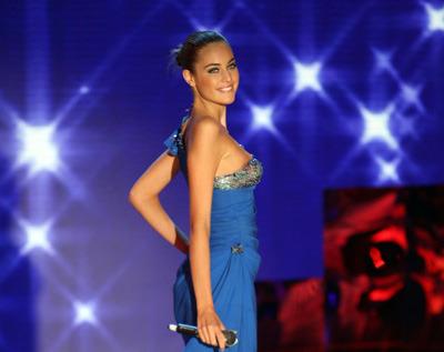 MISS ITALIA 09. Maria Perrusi