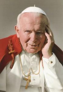 Un Santo pellegrino in Italia