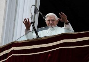 Il Papa a Castelgandolfo