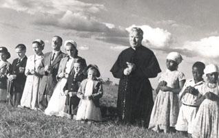 sacerdote del rosario