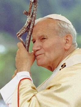 Adviento y Juan Pablo II