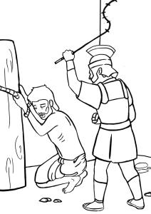 Flagelación de Jesús