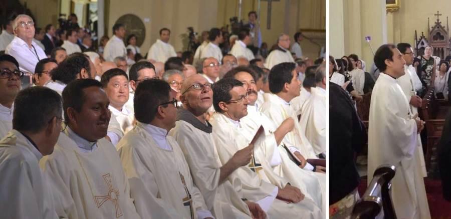 Ceremonia de ordenación
