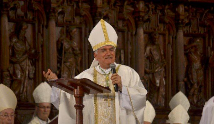 Mons. Nicola Girasoli - Nuncio Apostólico