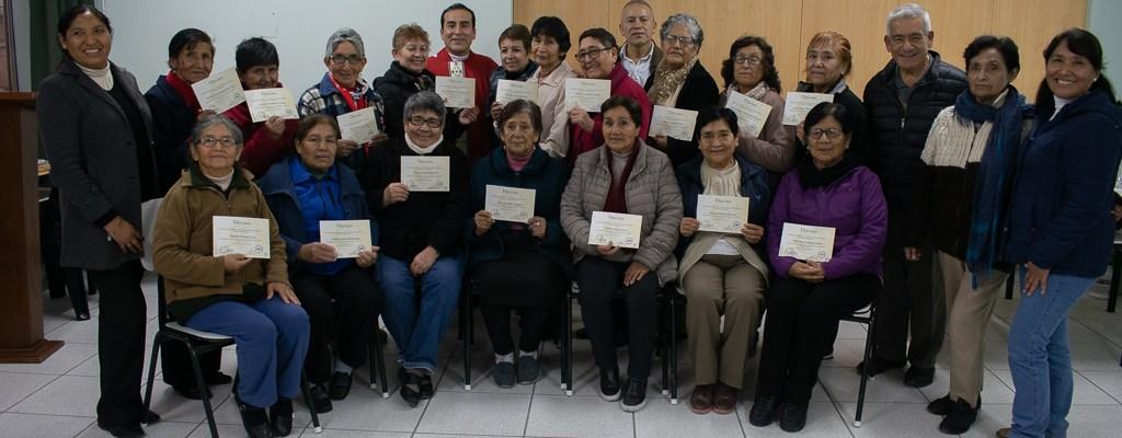 Escuela del Rosario – clausura