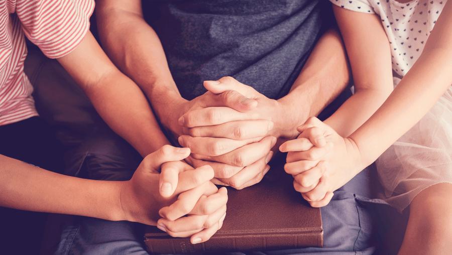 5 razones para rezar en familia - 1